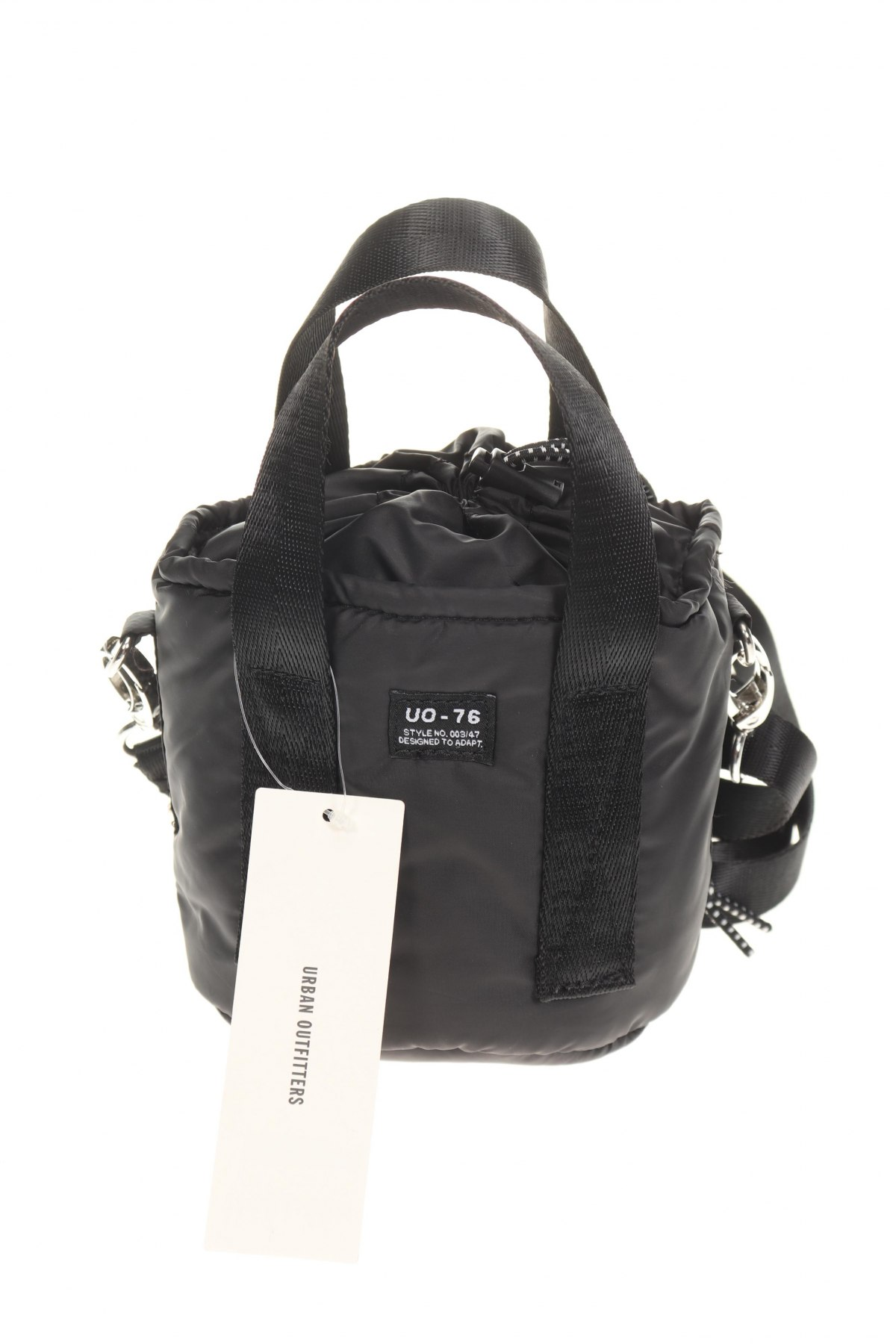 Γυναικεία τσάντα Urban Outfitters, Χρώμα Μαύρο, Κλωστοϋφαντουργικά προϊόντα, Τιμή 26,68€