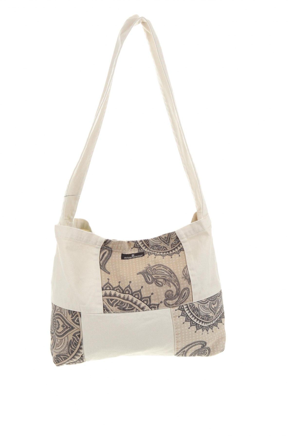 Γυναικεία τσάντα Urban Outfitters, Χρώμα Εκρού, Κλωστοϋφαντουργικά προϊόντα, Τιμή 24,74€