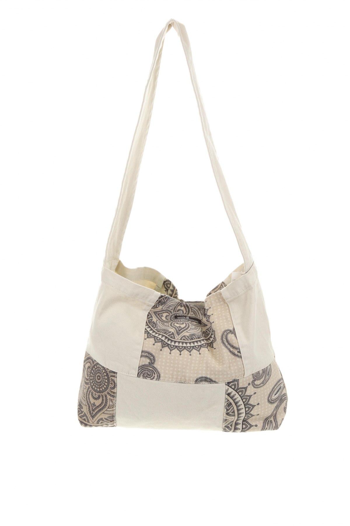 Γυναικεία τσάντα Urban Outfitters, Χρώμα Εκρού, Κλωστοϋφαντουργικά προϊόντα, Τιμή 26,68€