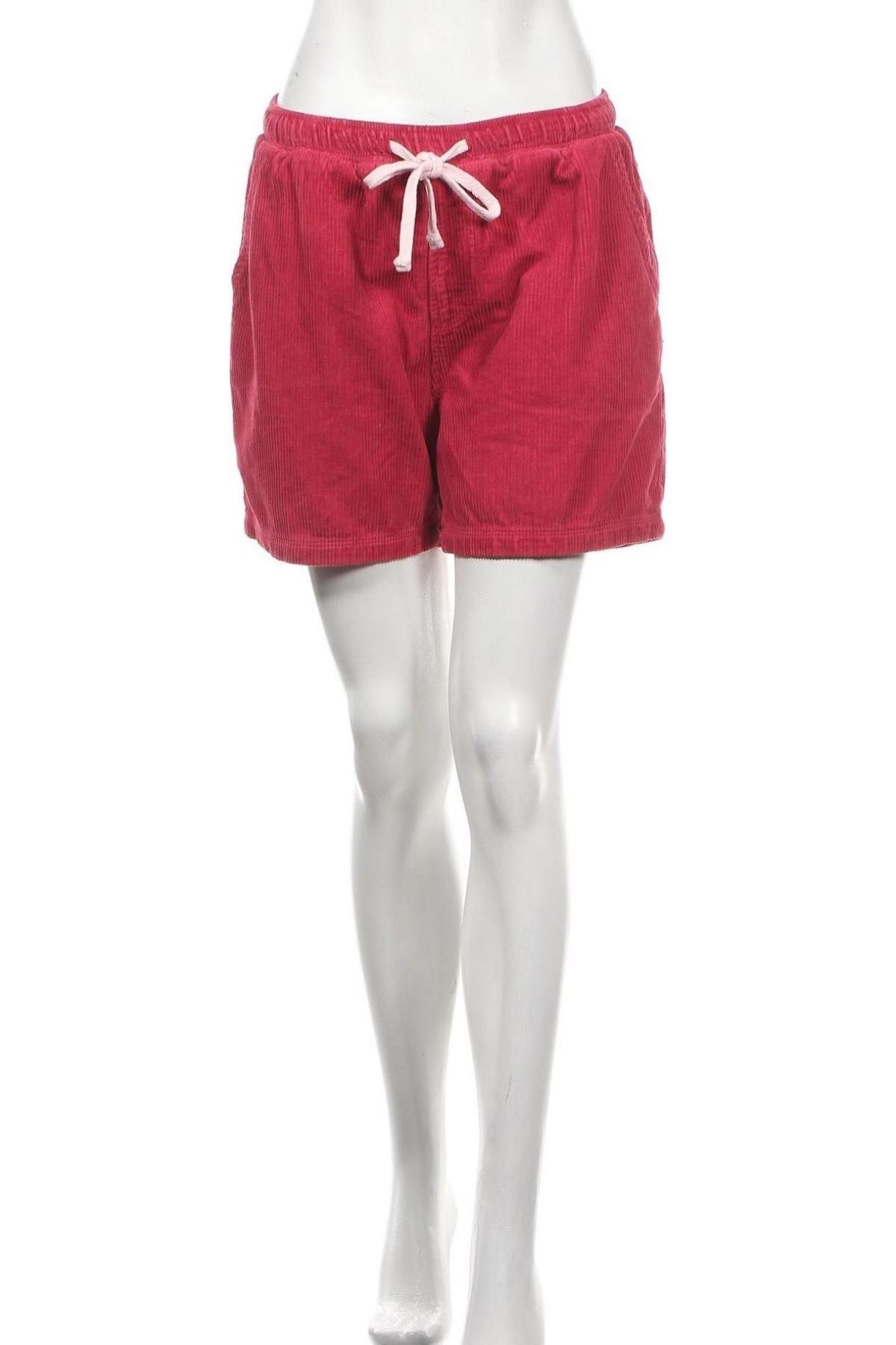 Дамски къс панталон BDG, Размер M, Цвят Розов, Памук, Цена 14,45лв.
