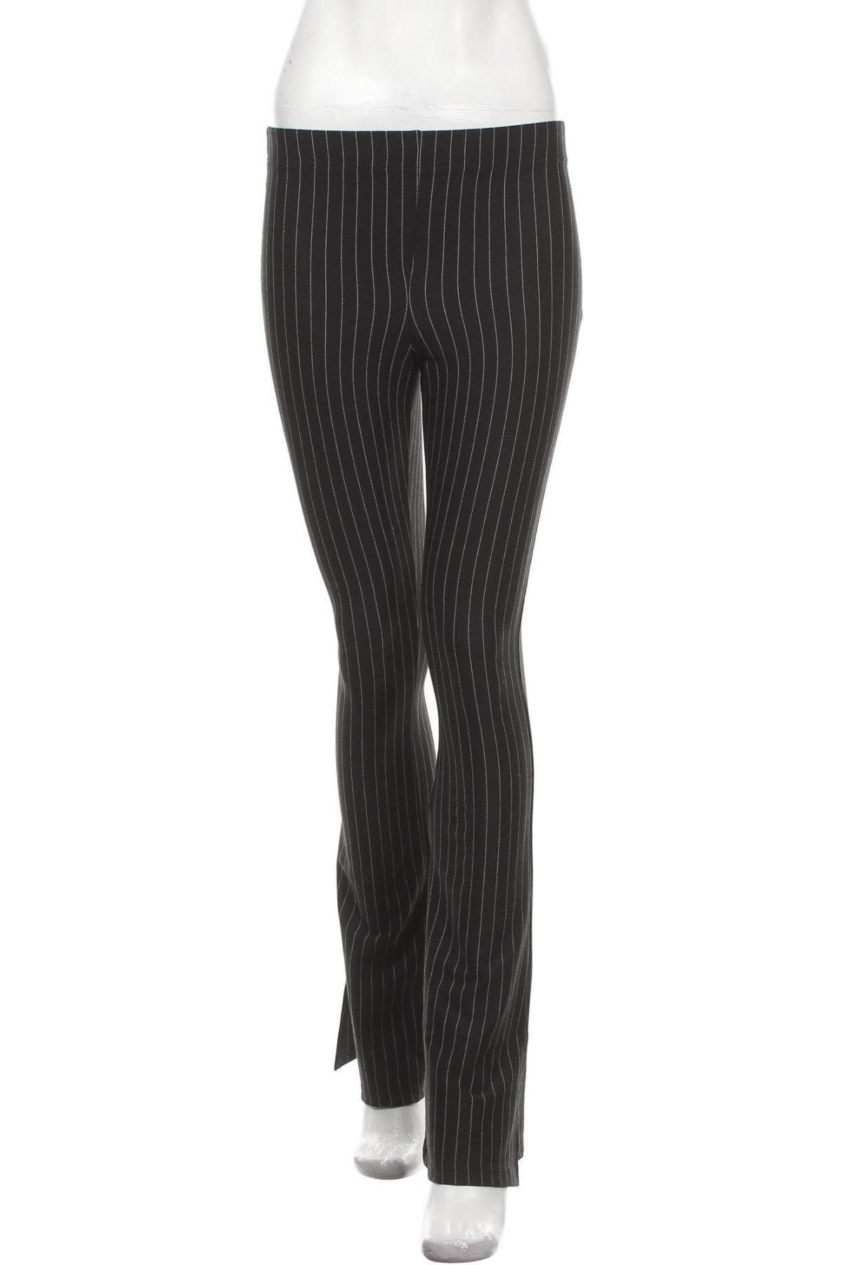 Дамски панталон Urban Outfitters, Размер XS, Цвят Черен, 70% полиестер, 27% вискоза, 3% еластан, Цена 59,25лв.