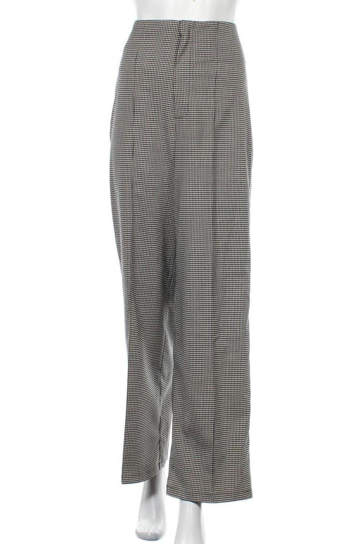 Дамски панталон Urban Outfitters, Размер M, Цвят Екрю, 67% полиестер, 31% вискоза, 2% еластан, Цена 16,38лв.