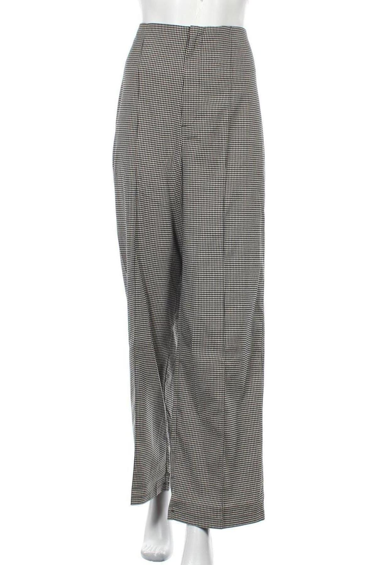 Дамски панталон Urban Outfitters, Размер L, Цвят Екрю, 67% полиестер, 31% вискоза, 2% еластан, Цена 27,59лв.