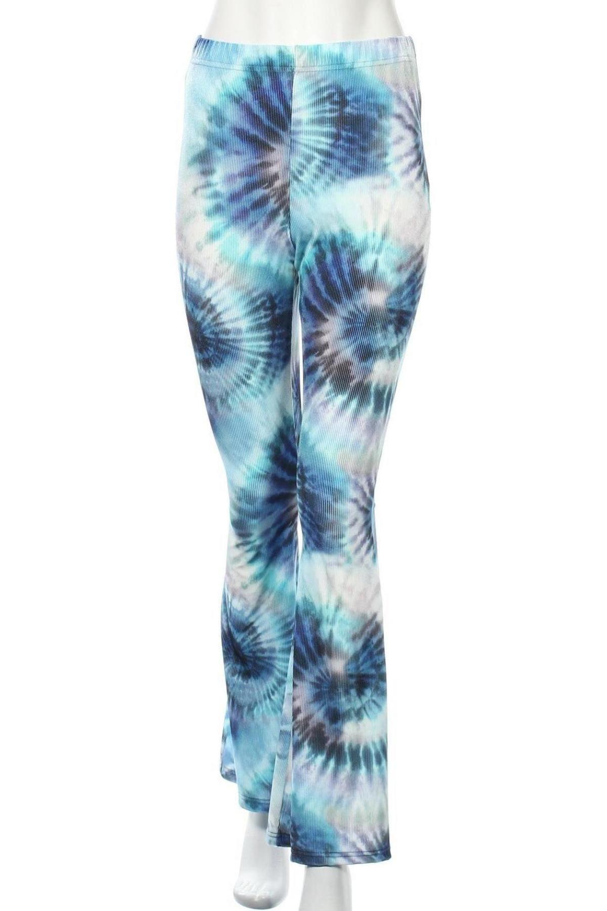 Дамски панталон Urban Outfitters, Размер S, Цвят Многоцветен, 92% полиестер, 8% еластан, Цена 15,24лв.