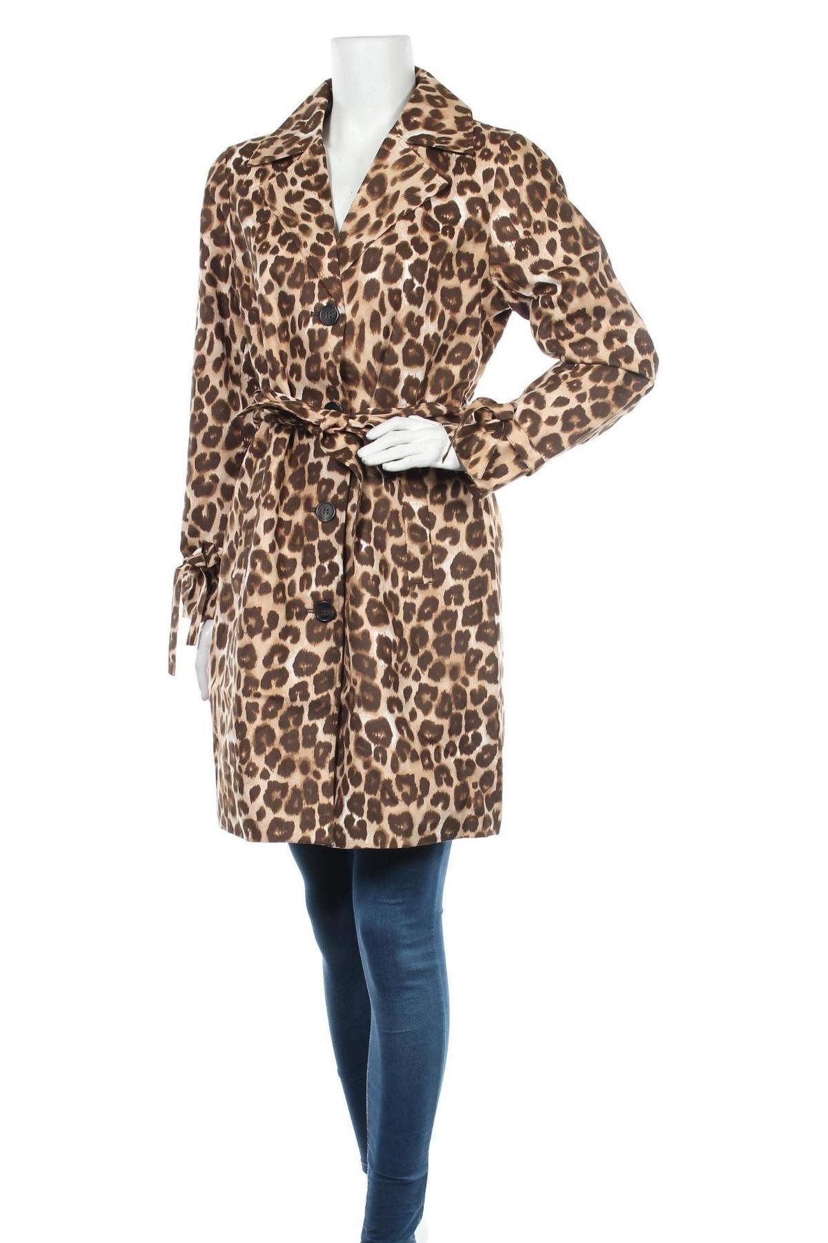 Дамски шлифер Cream, Размер M, Цвят Многоцветен, Полиестер, Цена 186,75лв.