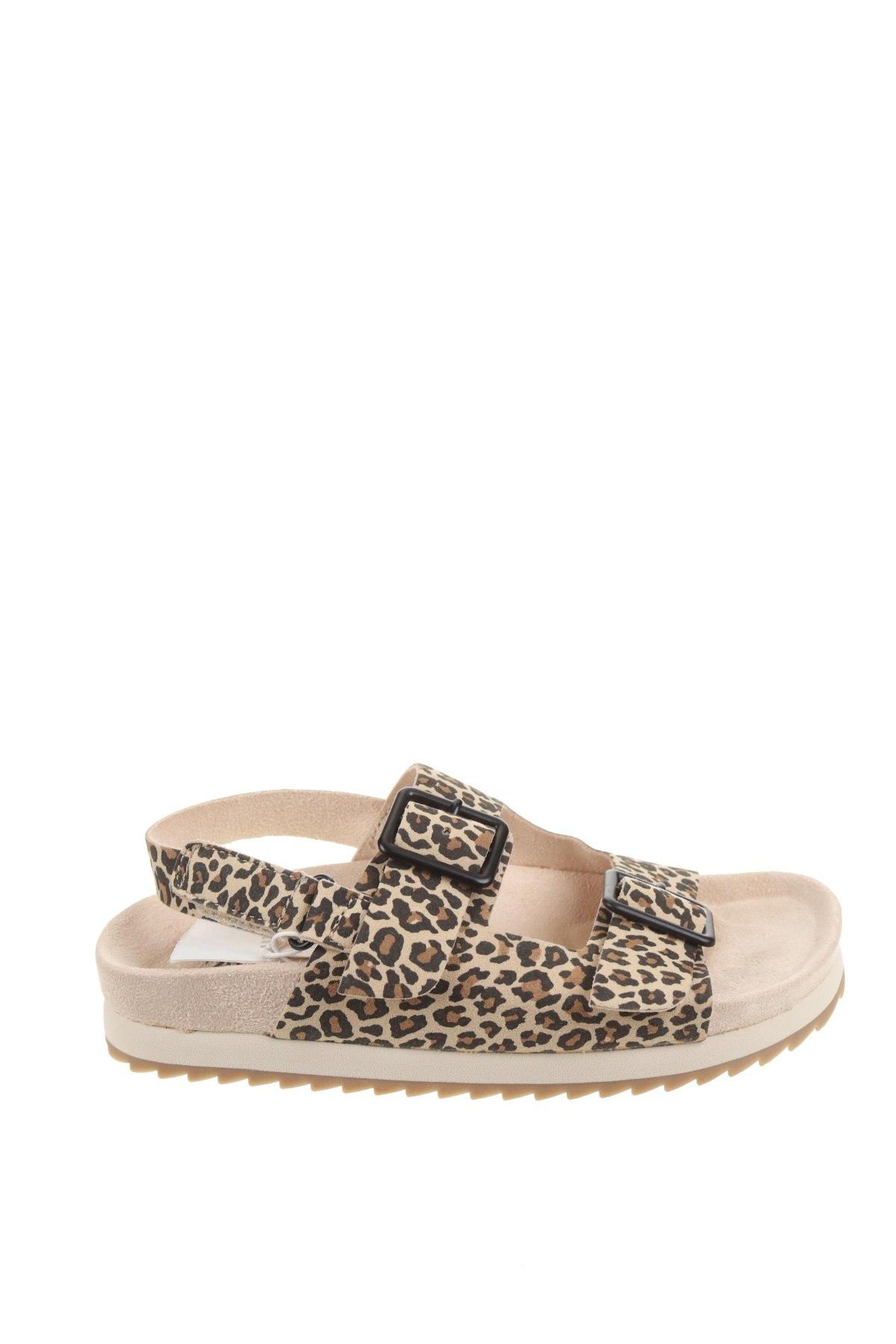 Детски сандали Zara, Размер 31, Цвят Многоцветен, Текстил, Цена 24,96лв.