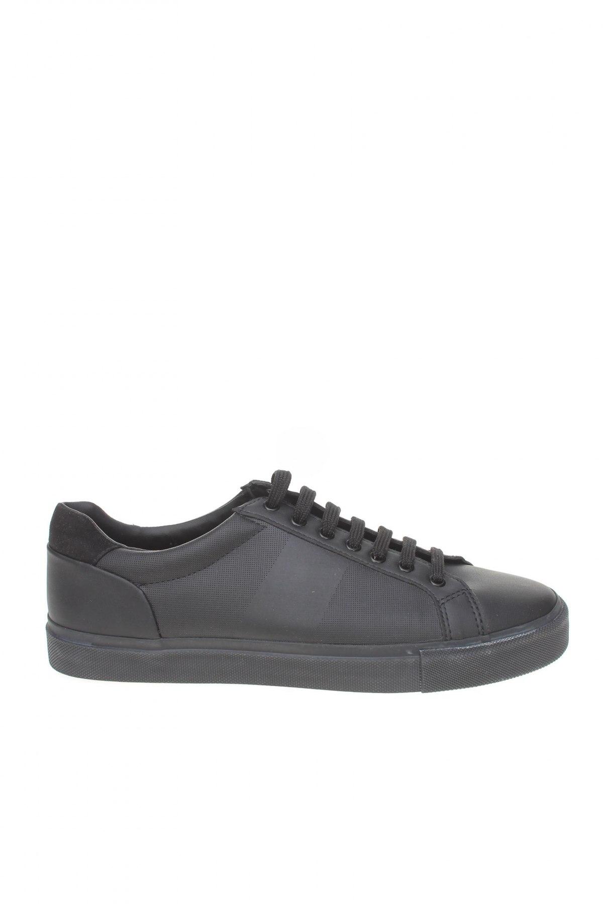Обувки Zara, Размер 40, Цвят Черен, Еко кожа, Цена 47,17лв.