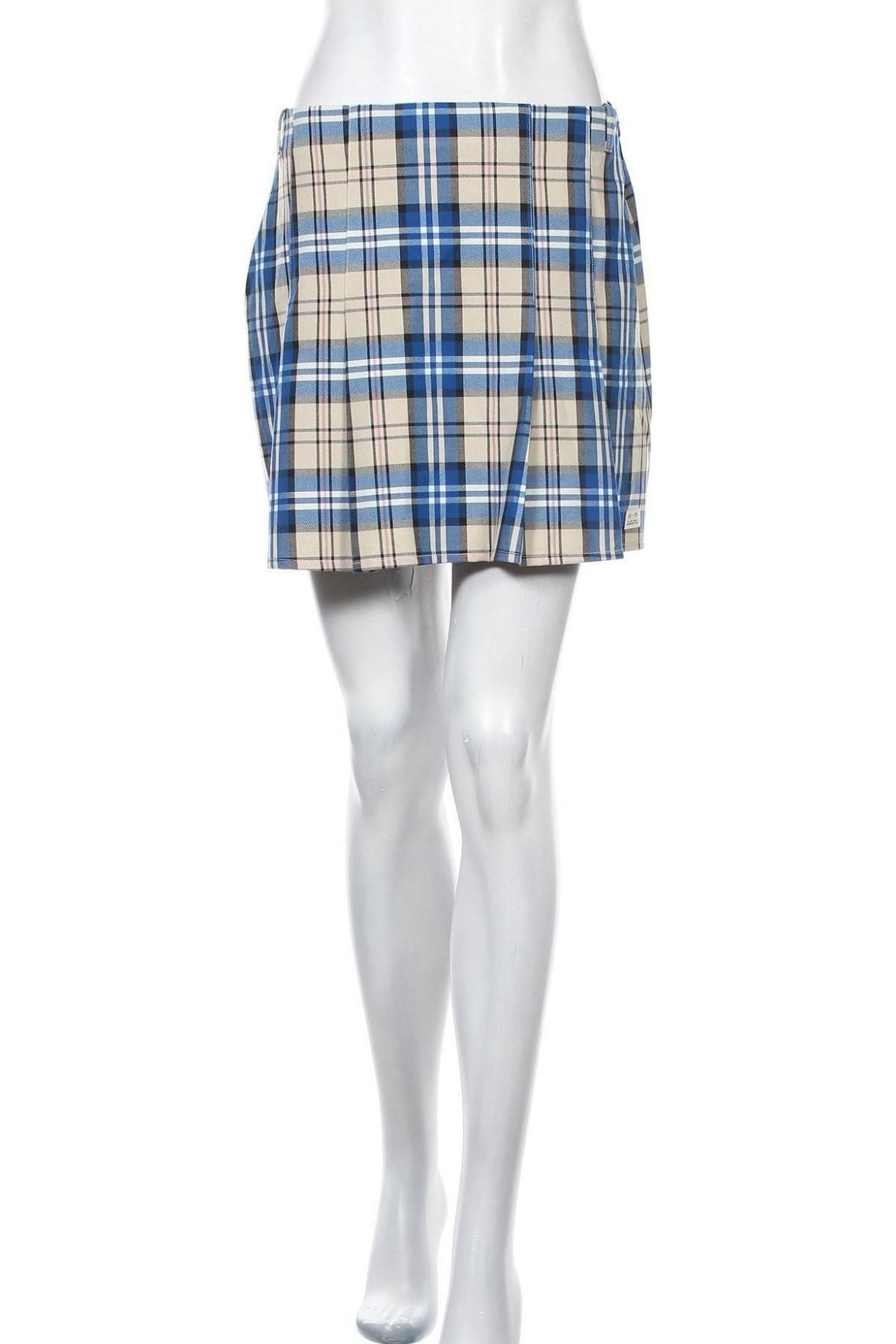 Пола Urban Outfitters, Размер M, Цвят Многоцветен, 65% полиестер, 32% вискоза, 3% еластан, Цена 6,46лв.