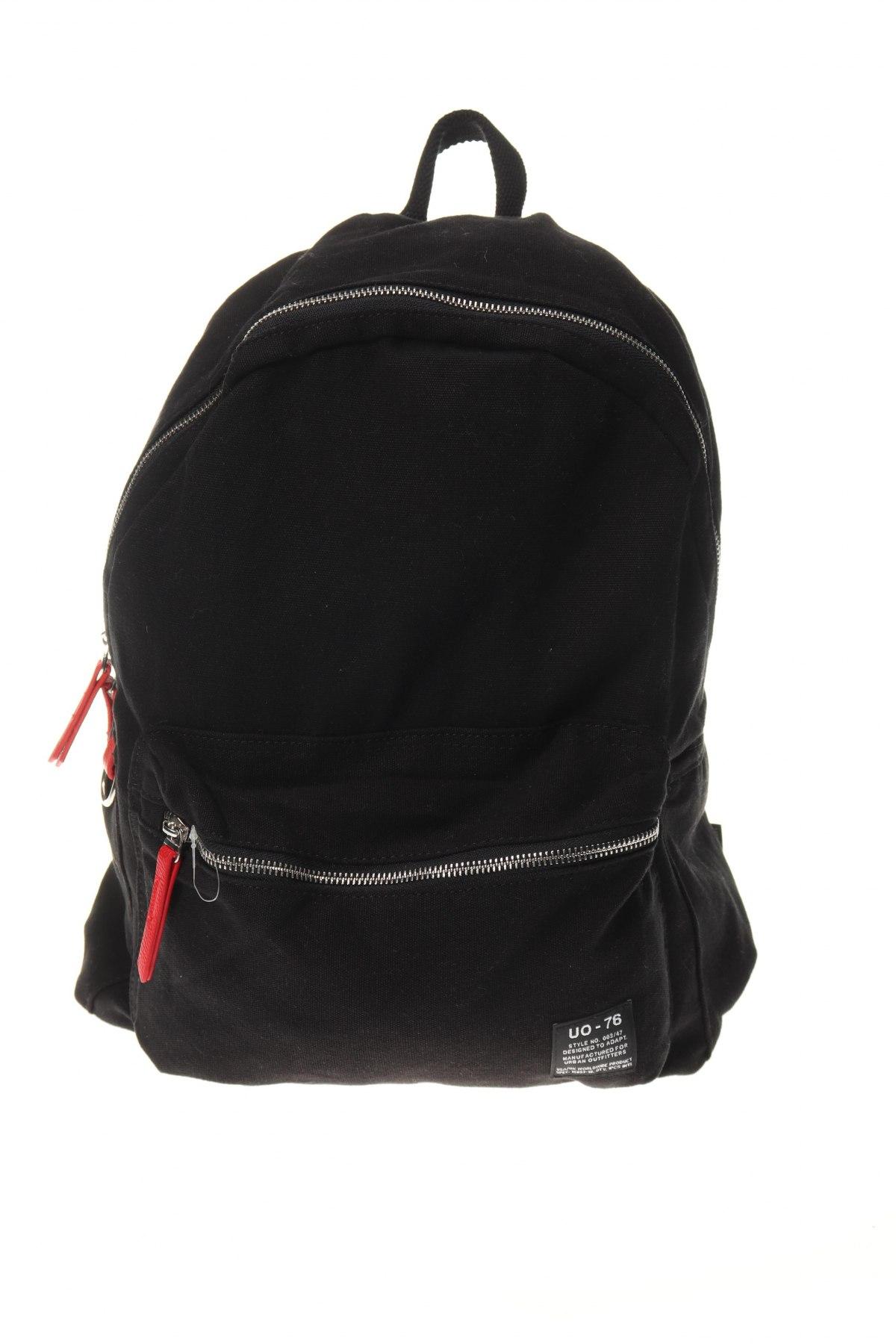 Σακίδιο πλάτης Urban Outfitters, Χρώμα Μαύρο, Κλωστοϋφαντουργικά προϊόντα, Τιμή 32,48€