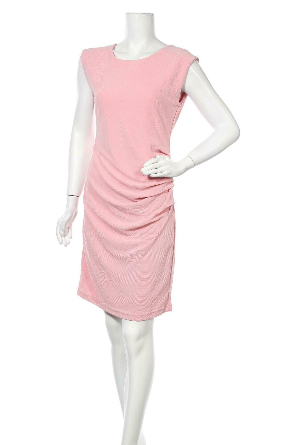Φόρεμα Kaffe, Μέγεθος M, Χρώμα Ρόζ , 70% μοντάλ, 30% πολυεστέρας, Τιμή 38,27€