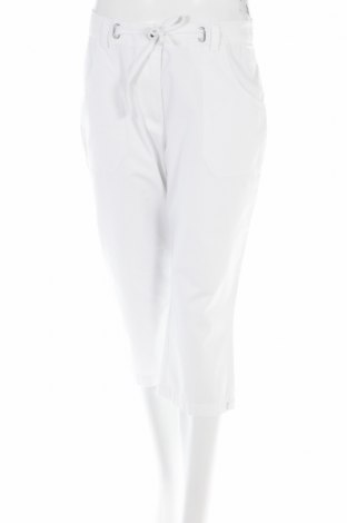 Дамски панталон Blue Motion, Размер M, Цвят Бял, Памук, Цена 6,93лв.