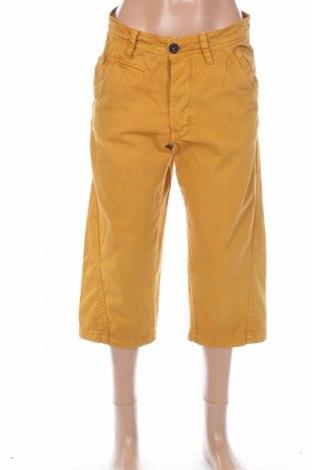 Мъжки панталон Denim Co, Размер S, Цвят Жълт, Цена 3,00лв.
