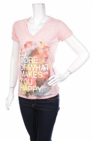 Damski T-shirt Hybrid