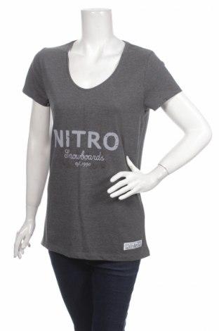 Damski T-shirt Nitro