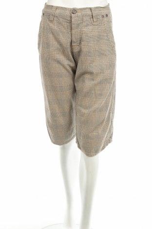 Γυναικείο κοντό παντελόνι Selected, Μέγεθος M, Χρώμα  Μπέζ, Βαμβάκι, Τιμή 3,34€