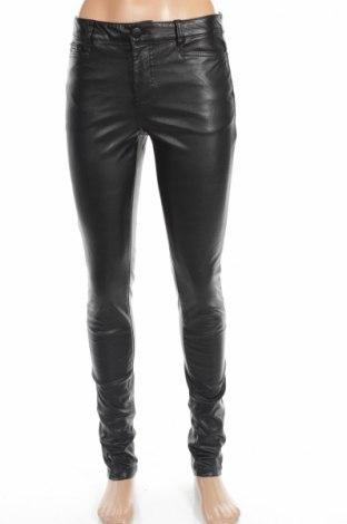 Damskie skórzane spodnie Vero Moda