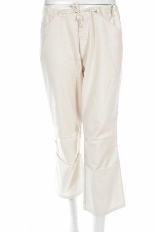 Дамски панталон Biaggini, Размер M, Цвят Бежов, 100% полиестер, Цена 5,76лв.