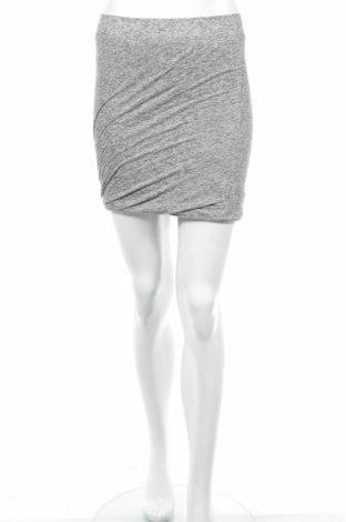 Пола Moss Copenhagen, Размер XS, Цвят Сив, 50% лен, 50% полиестер, Цена 3,33лв.