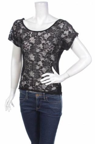 Дамска блуза American Dream, Размер M, Цвят Черен, 95% вискоза, 5% еластан, Цена 4,85лв.