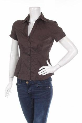 Дамска риза S.Oliver, Размер S, Цвят Кафяв, Цена 5,25лв.