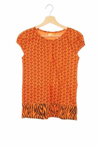 Детска блуза One By One, Размер 12-13y/ 158-164 см, Цвят Оранжев, Цена 5,46лв.