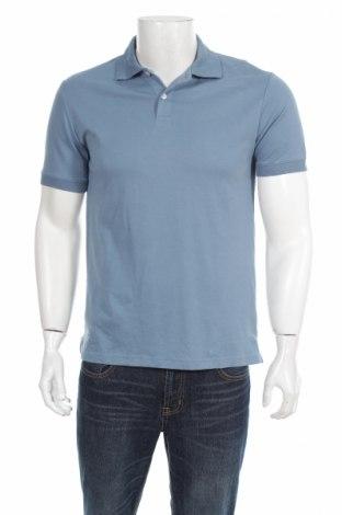 Pánske tričko  G.H.Bass&Co., Veľkosť S, Farba Modrá, 100% bavlna, Cena  3,52€