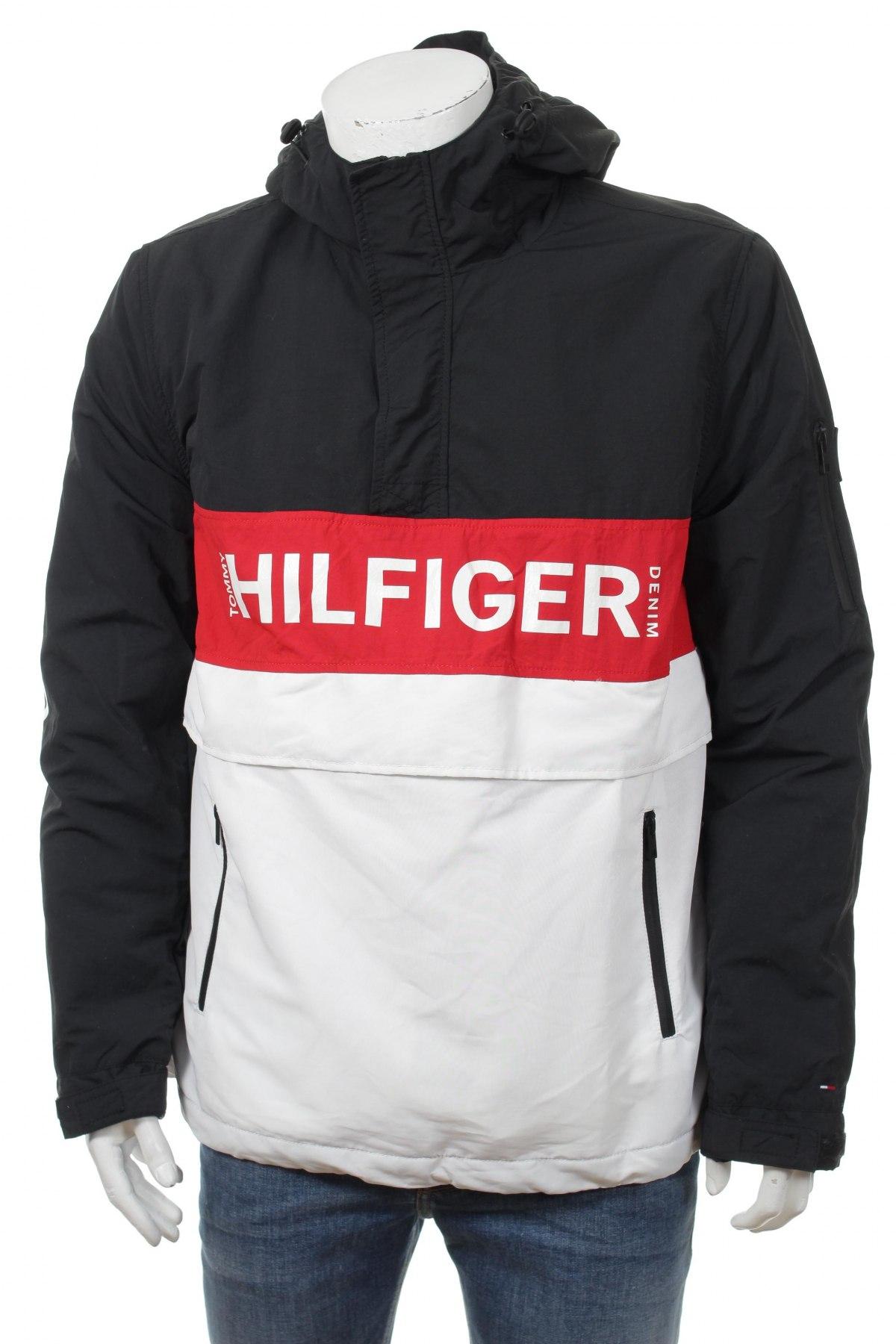 21519da3155 Pánska športová bunda Tommy Hilfiger - za výhodnú cenu na Remix ...