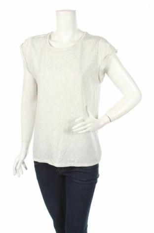 Дамска блуза Alya, Размер M, Цвят Сив, 87% полиестер, 9% вискоза, 4% еластан, Цена 5,10лв.