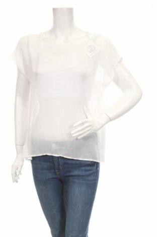 Γυναικεία μπλούζα Ambiance Apparel, Μέγεθος M, Χρώμα Λευκό, 100% πολυεστέρας, Τιμή 3,71€