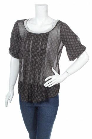 Дамска блуза Friendtex, Размер M, Цвят Сив, 100% полиестер, Цена 5,50лв.
