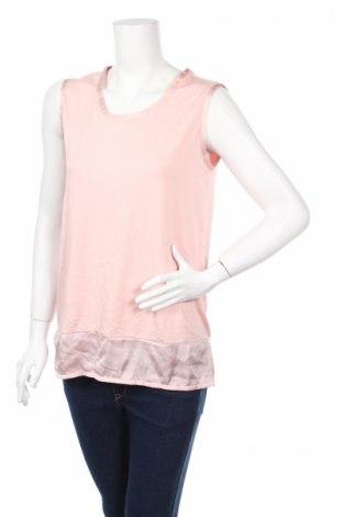 Γυναικείο αμάνικο μπλουζάκι Katestorm, Μέγεθος M, Χρώμα Ρόζ , 95% βισκόζη, 5% ελαστάνη, Τιμή 3,07€