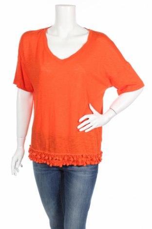 Γυναικεία μπλούζα Soho, Μέγεθος M, Χρώμα Πορτοκαλί, 60% βαμβάκι, 40% μοντάλ, Τιμή 2,48€