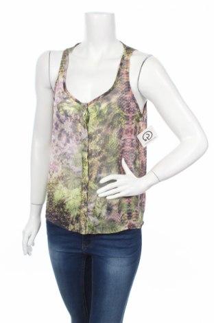Дамска риза, Размер M, Цвят Многоцветен, Полиестер, Цена 4,62лв.