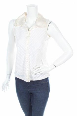 Дамска риза Bebe, Размер M, Цвят Екрю, Цена 6,00лв.