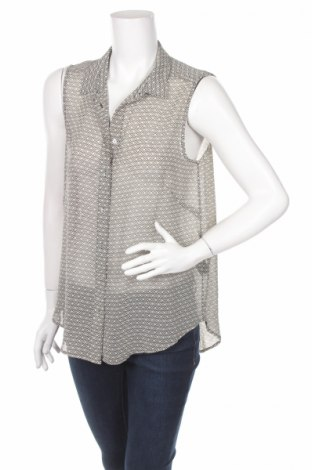 Дамска риза H&M, Размер M, Цвят Бежов, Полиестер, Цена 5,00лв.
