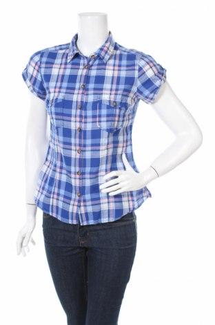 Дамска риза H&M L.o.g.g, Размер M, Цвят Многоцветен, Цена 7,80лв.