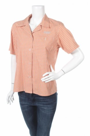 Γυναικείο πουκάμισο Outdoor, Μέγεθος M, Χρώμα Πολύχρωμο, 55% βαμβάκι, 45% πολυεστέρας, Τιμή 3,56€