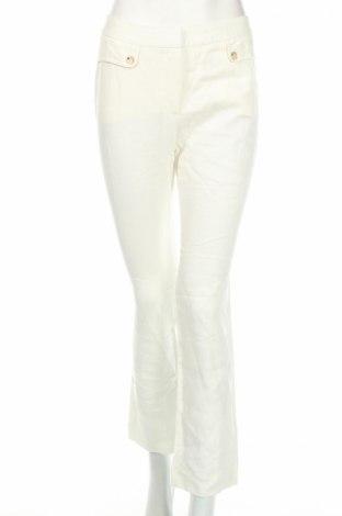Дамски панталон, Размер XS, Цвят Бял, Цена 7,28лв.