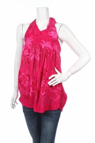 Дамски потник, Размер M, Цвят Розов, 100% вискоза, Цена 4,40лв.