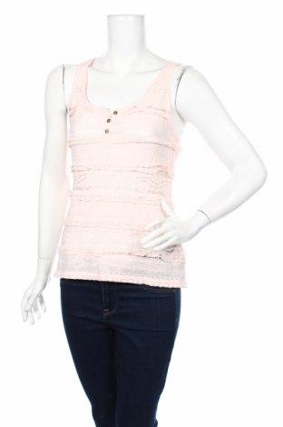 Дамски потник H&M L.o.g.g, Размер M, Цвят Розов, 50% полиамид, 45% памук, 5% еластан, Цена 4,50лв.
