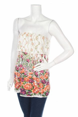Γυναικείο αμάνικο μπλουζάκι Mshll Girl, Μέγεθος S, Χρώμα Πολύχρωμο, Τιμή 3,25€