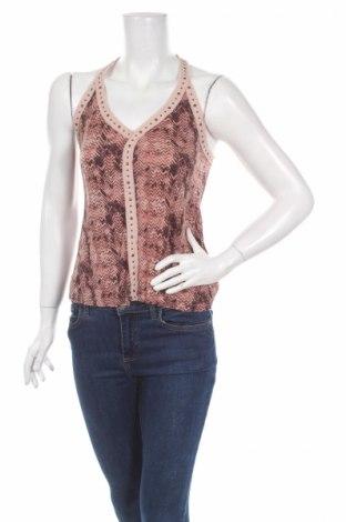 Γυναικείο αμάνικο μπλουζάκι Sparkle & Fade, Μέγεθος XS, Χρώμα Πολύχρωμο, 100% βισκόζη, Τιμή 4,42€