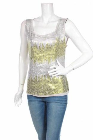 Γυναικείο αμάνικο μπλουζάκι Style & Co, Μέγεθος M, Χρώμα Γκρί, 100% βαμβάκι, Τιμή 3,68€