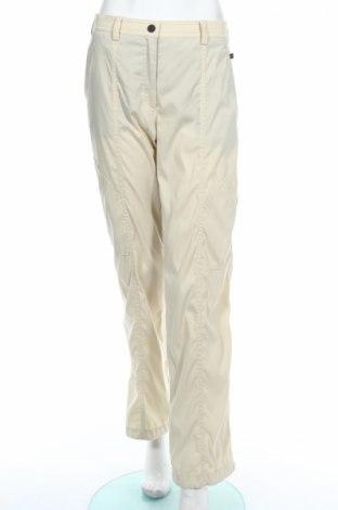 Дамски спортен панталон Brax, Размер M, Цвят Бежов, 91% полиамид, 9% еластан, Цена 7,74лв.