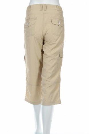 Дамски спортен панталон TCM, Размер M, Цвят Бежов, Полиамид, Цена 17,85лв.