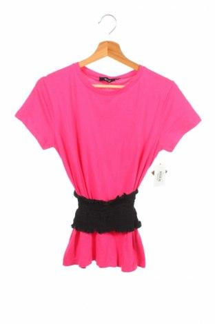 Детска блуза, Размер 14-15y/ 168-170 см, Цвят Розов, Памук, Цена 10,40лв.