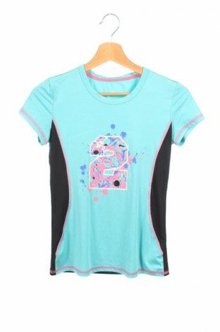 Детска блуза Crane, Размер 10-11y/ 146-152 см, Цвят Черен, 88% полиестер, 12% еластан, Цена 4,00лв.