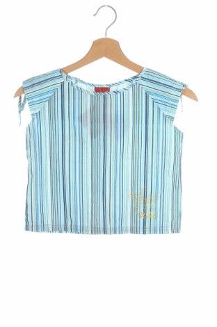 Детска блуза NIKA, Размер 9-10y/ 140-146 см, Цвят Многоцветен, 100% памук, Цена 13,60лв.
