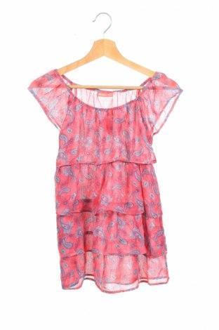 Детска блуза Okay, Размер 11-12y/ 152-158 см, Цвят Многоцветен, 100% полиестер, Цена 4,00лв.