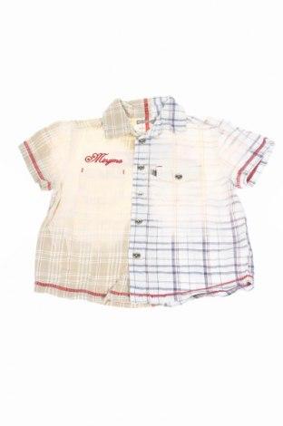 Детска риза Minymo, Размер 18-24m/ 86-98 см, Цвят Многоцветен, Памук, Цена 9,11лв.